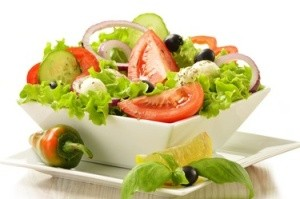 healthy salada